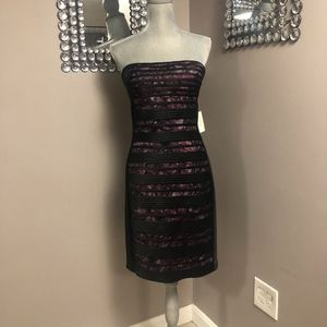 Cache Strapless Dress
